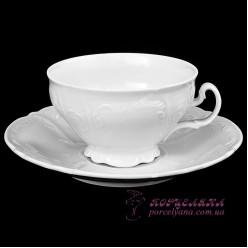 Набор чашек для чая Bernadotte, 205мл /без декора/