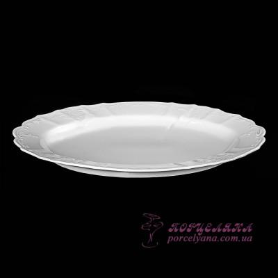 Блюдо овальное Bernadotte  34 cм