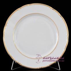 """Набор десертных тарелок Constance, 17 см, 6 пр. /декор """"Золотая полоска""""/"""