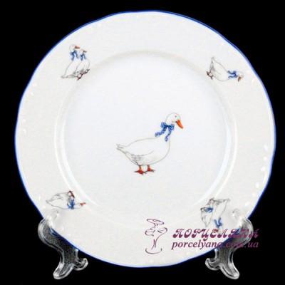 "Набор десертных тарелок Constance, 19 см, 6 пр. /декор ""Гуси""/"