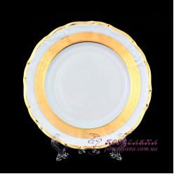 "Набор тарелок десертных Marie-Louise, 19 см, 6 пр. /декор ""Золотая лента""/"
