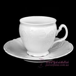 Набор чашек для чая Bernadotte, 240мл /без декора/