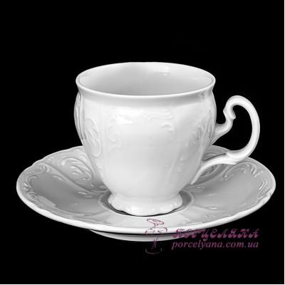 Набор чашек для кофе Bernadotte, 90мл /без декора/