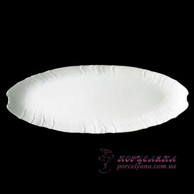 """Блюдо для рыбы Bernadotte, 65см. /декор """"Невеста""""/"""