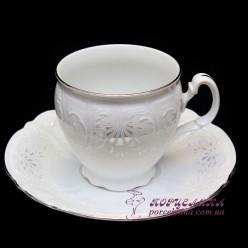 """Набор чашек для капучино Bernadotte, 170мл, 12 пр. /декор """"Невеста""""/"""