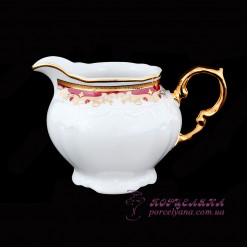 "Молочник Marie-Louise /декор ""Красная лилия""/"