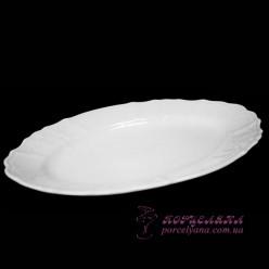 Блюдо овальное Bernadotte  26 cм /Без декора/