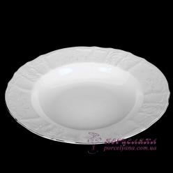 """Набор глубоких тарелок Bernadotte, 23см, 6 пр. /декор """"Невеста""""/"""