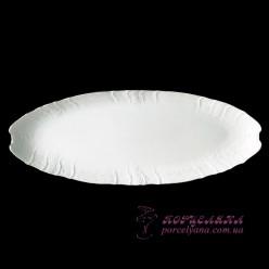 """Блюдо для рыбы Bernadotte, 52см. /декор """"Невеста""""/"""