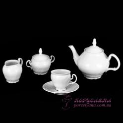 Чайный сервиз Bernadotte, 205мл. /без декора/